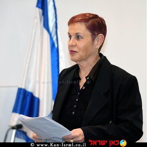 ברוריה ביגמן מנהלת שיווק , פרסום, יחסי ציבור ודוברת הוועד האולימפי ב-הוועד האולימפי בישראל | עיבוד ממחושב: שולי סונגו ©