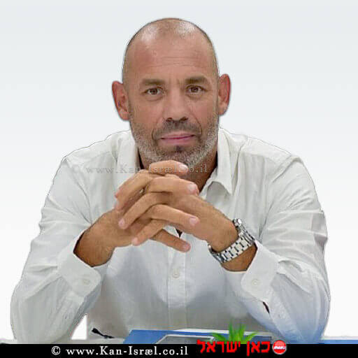דר' סער הראל מנהל מחוז חיפה של משרד החינוך | עיבוד ממחושב: שולי סונגו©