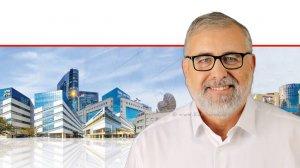 גדי אליקם, מנכל חברת סלע נדלן, קרן להשקעות במקרקעין | צילום: אבישי פינקלשטין | עיבוד צילום ממחושב: שולי סונגו©