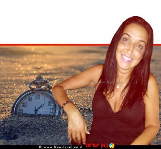 חגית מונסונגו בת 46, תושבת העיר אשקלון, נעדרת   צילום רקע' דמייה, Depositphotos  עיבוד צילום: שולי סונגו ©