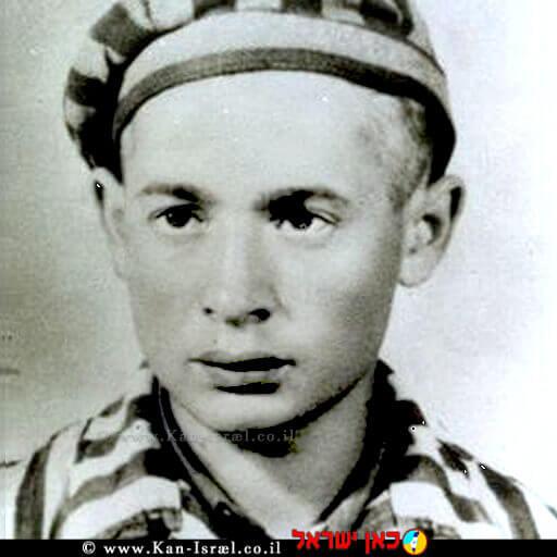 שלום שטמברג זיכרו לברכה, ניצול השואה   עיבוד צילום: שולי סונגו ©