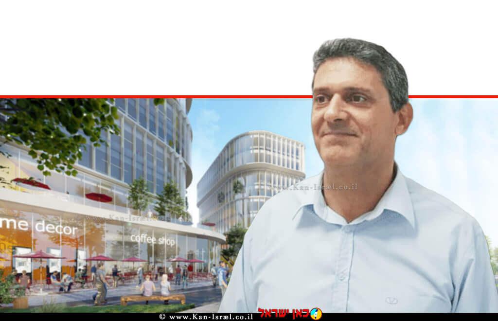 איל עמיר מייסד ומנכל חברת פידמונט אנטרפרייזס, יזום והקמה של פרויקטי בינוי מורכבים בישראל |צילום: אתר החברה | עיבוד צילום: שולי סונגו ©