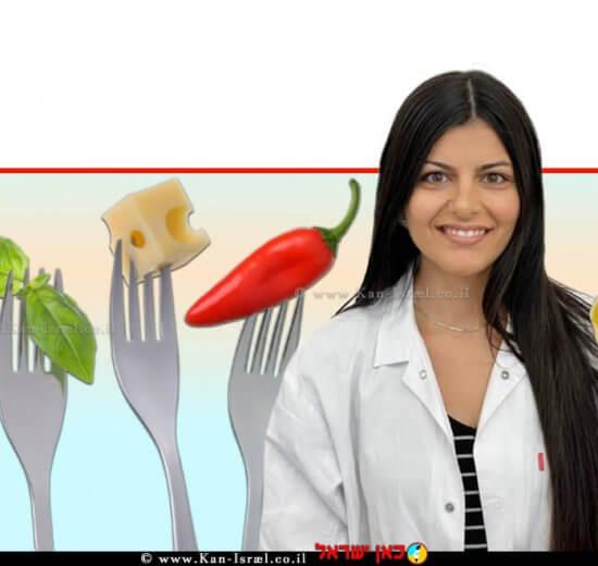 אידה טלייב, דיאטנית קלינית, מפקחת מזון ותזונה, המרכז הרפואי הלל יפה עם 7 טיפים שיעזרו לכם לעבור את הצום בקלות + טיפ לחולי קורונה | צילום רקע: Depositphotos | עיבוד צילום: שולי סונגו ©