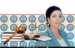 עורכת דין נוחי פוליטיס מנהלת הסיוע המשפטי של משרד המשפטים | רקע הדמייה: חוק וצדק | צילום: דוברות משרד המשפטים | צילום: Depositphotos |עיבוד צילום: שולי סונגו ©